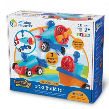 1-2-3 Build It™ Car-Pl