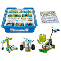 限時5折,LEGO® Education 生活科技機器人基本組 WeDo 2.0® Core Set (優惠至12/29止)