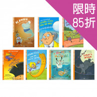 【限時85折】Eli Readers:Young 1 Collection(7書+7CD)│多元有聲故事套組