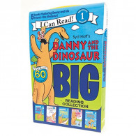 丹尼的恐龍好朋友 Danny and Dinosaur Big Reading Collection(五書)