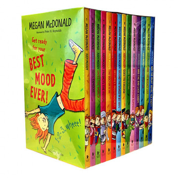 【36折限量販售】Judy Moody 14 Book Collection