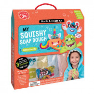 【美國KLUTZ】肥皂黏土 JR. MY SQUISHY SOAP DOUGH
